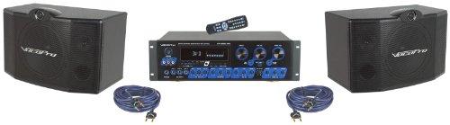 Review VocoPro Karaoke System, 21.00 x 21.00 x 23.00 (KRS3)