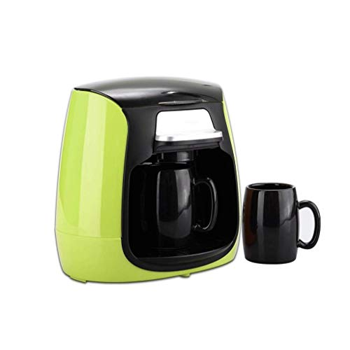 NXYJD KFJDQDL Household Fully Automatic Single Cup Mini Coffee Machine Coffee Maker Small Coffee Maker Tea (Color : B)