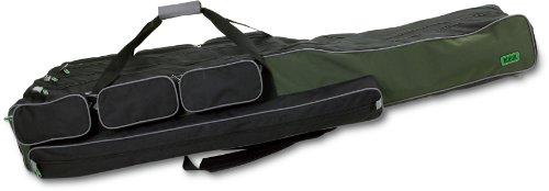 Zebco, Custodia per Canna da Pesca ed Accessori 1,35 m Universal Tackle Carrier, Multicolore (Mehrfarbig)