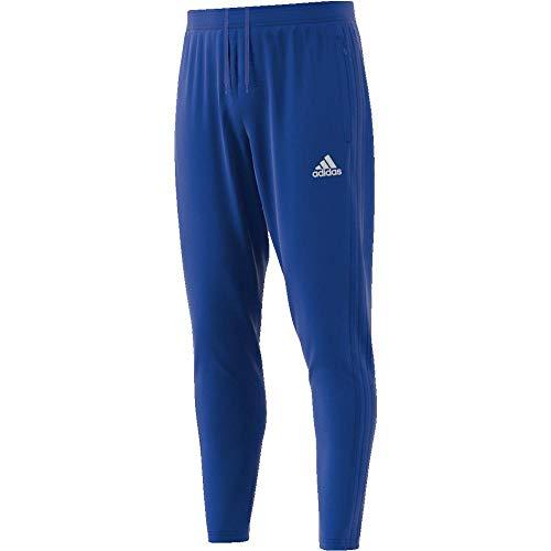 adidas Con18 TR Pnt Pantalones de Deporte, Hombre, Azul (Azul Claro/Blanco), XL