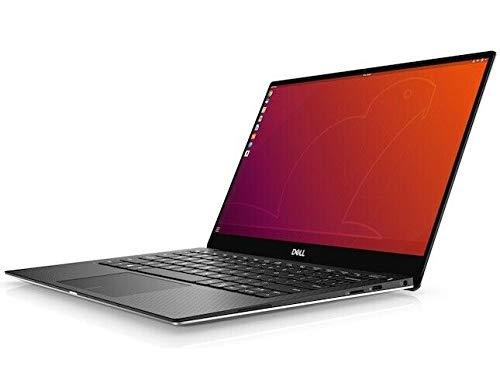 Dell XPS 13 7390 Laptop, 13.3' 4K UHD (3840x2160) Touchscreen, Intel Core 10th Gen i7-10510U, 16GB RAM, 512 GB SSD, Windows 10 Pro