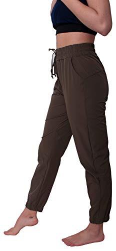 colorclo Pantalon de randonnée à séchage Rapide pour Femme Outdoor Pantalon...