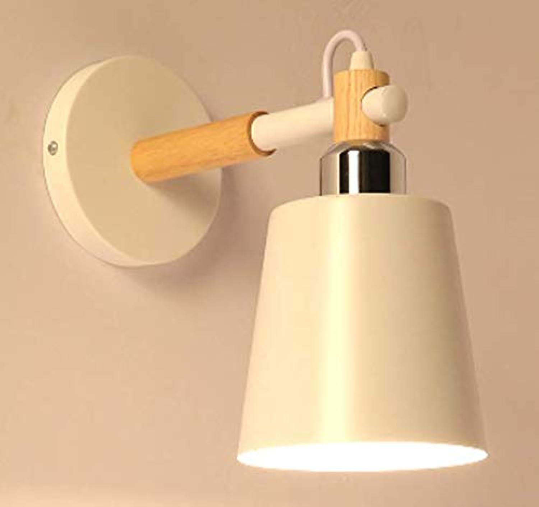 HANJIANJI Wandleuchten Kreative Schlafzimmer nachttisch, Lampe modernen, minimalistischen Wohnzimmer - Hotel - Wand Mauer - Lampe.