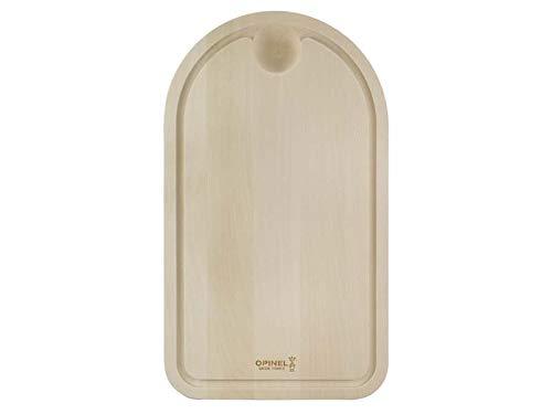 Opinel 254569 - Tabla de cortar de madera