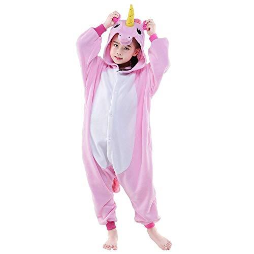 Jumpsuit Schlafanzug Tier Cosplay Kinder Kostüme Mädchen Jungen Winter Nachtwäsche