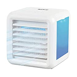 An ideal accessory for your home or office, this 5 W Beldray Ice Cube+ is lightweight and portable for effortless use. Effortless to use and quick to refill, the cooler offers two removable water tanks that offer a generous combined capacity of 600 m...