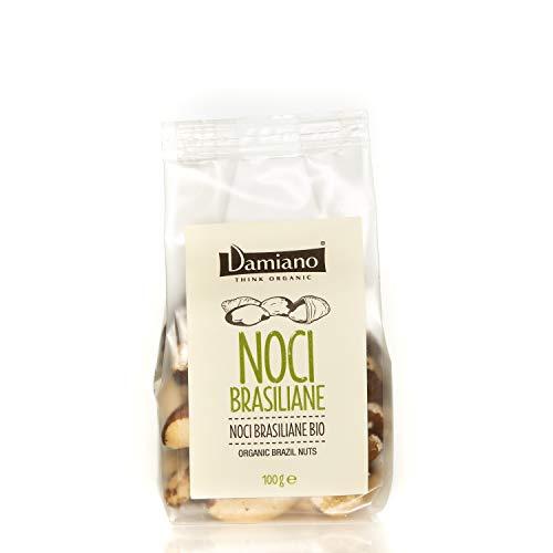 Noci Brasiliane Biologiche - Senza Glutine e Vegan Friendly - Sacchetto da 100g