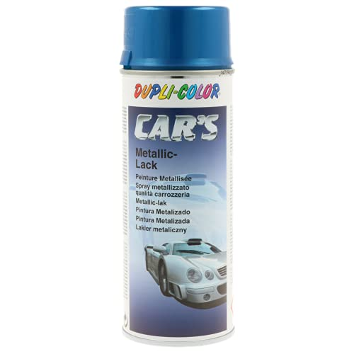 DUPLI-COLOR 706837 CAR\'S azurblau metallic 400 ml