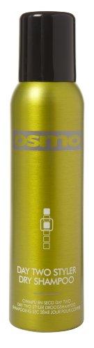 Osmo Champú Seco Day Two – Una alternativa rápida y fácil a un lavado diario y secado al soplado – 150 ml