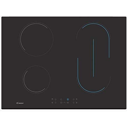 Candy 33801783 Intégré avec plaque à induction en verre et céramique Noir 1200 W 1800 W
