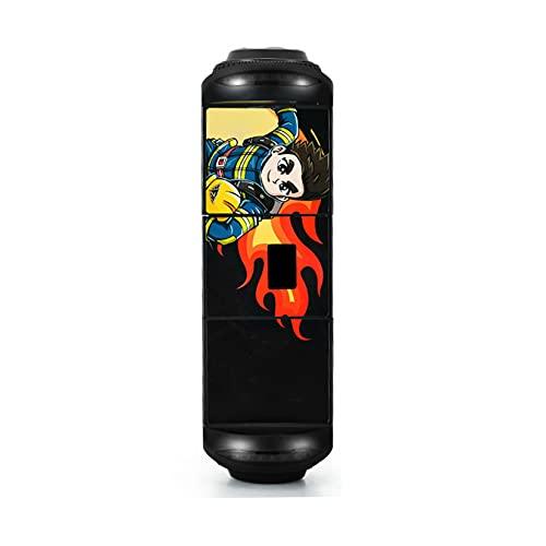 6.5'' Patinete Eléctrico Bluetooth Monopatín Scooter Autobalanceado, Hoverboard con Sistema De Seguridad...