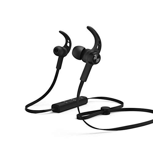 Hama Balance Bluetooth® Sport Kopfhörer In Ear Headset, Lautstärkeregelung Schwarz