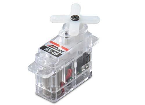 Hitec Micro-Servo HS-40 Analog-Servo Getriebe-Material: Kunststoff Stecksystem: JR