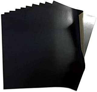 Material Magn/ético 6 Unidades Negro EK Tools L/áminas 12.7 x 17.7 cm