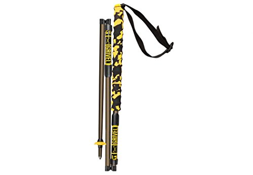 Grivel Trail Three 112 cm Stange, Einzelbett
