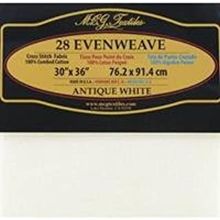 28-Count Antique Evenweave Needlework FabricNew by: CC