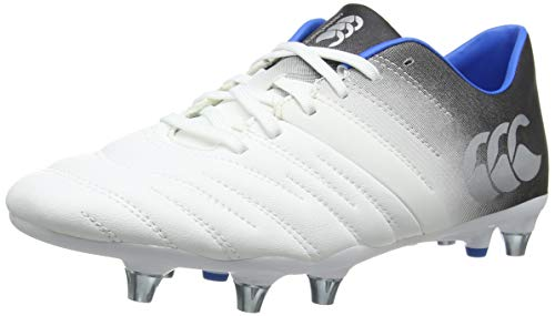 Canterbury CCC Phoenix 2.0 SG Rugby Boot - Optic White (9 D (M) US)
