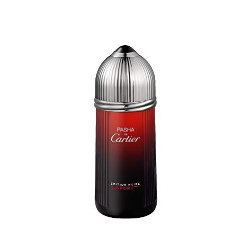 Cartier Pasha Noire Edition Sport Eau De Toilette Spray