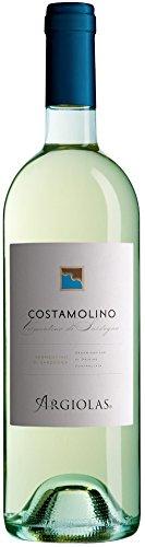 12x 0,75l - Argiolas - Costamolino - Vermentino di Sardegna D.O.C. - Sardinien - Italien - Weißwein trocken