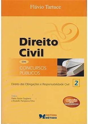 Direito Civil Serie Concursos Publicos 2