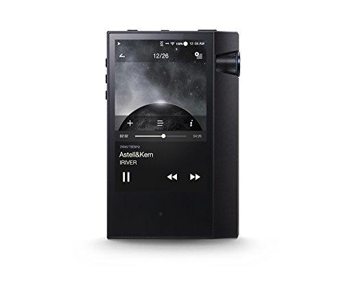 Astell & Kern AK 70 MkII High-End Player mit integriertem leistungsstarken Verstärker, DSD nativ schwarz