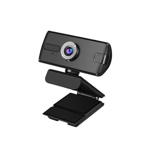 LifBetter Webcamera USB 1080P Cámara de Computadora Cámara...