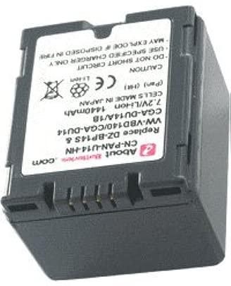 Akku f r PANASONIC NV-GS27E-S Hohe Leistung 7 2V 1440mAh Li-Ionen Schätzpreis : 19,90 €