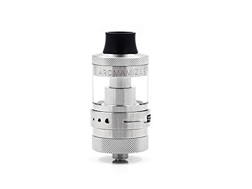 Steam Crave Aromamizer Lite RTA Clearomizer (silber)
