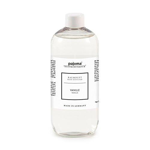 Raumduft Nachfüllflasche Vanille, 1er Pack (1 x 500 ml) von pajoma