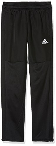 adidas Kinder CON18 WRM PTY Pants, Black/White, 7-8A