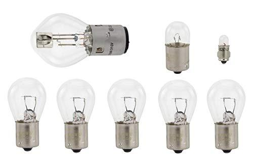 Lampenset 6V 35/35W für S50, S51, S70