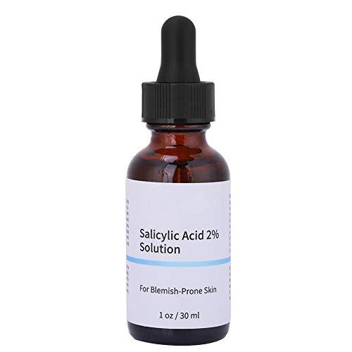 Siero viso da 30 ml, liquido originale acido salicilico puro per la riparazione di sbiancamento stringendo i pori restringenti idratanti