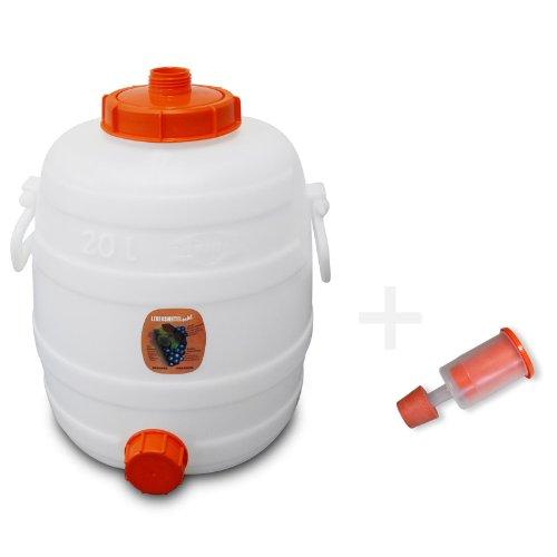 Speidel Getränkefass 20 Liter Rund + Gärspund