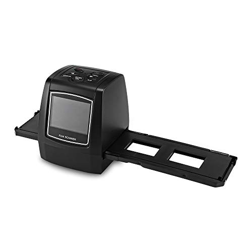 Check Out This BEESCLOVER Digital Scanner 2.4inch TFT LCD Screen 5MP 35mm Negative Film Scanner Nega...