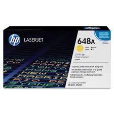 HP - Cartucho de impresión amarillo para color LJ CP4025 CP4525 11K YLD CE262A