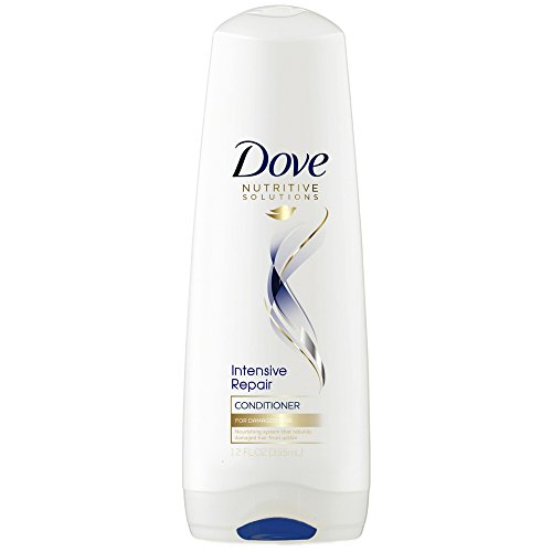 Dove Conditioner 12 Ounce Intensive Repair Damage Solutions (354ml) (2 Pack)