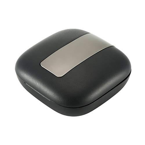Składany wspornik biurkowy z regulowaną wysokością i kątem Wspornik na telefon komórkowy czarny 90 * 90 * 36mm