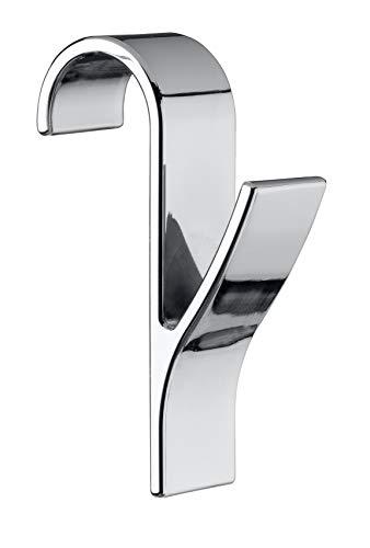 Wenko 4468162100 - Percha para radiador (2 Unidades, 9,5 x 7