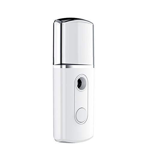 Huir Nano Facial Mister Mini Vaporisateur Facial Vaporisateur Hydratant Pratique Vaporisateur de Soins de La Peau pour Extensions de Cils Atomiseur Rechargeable