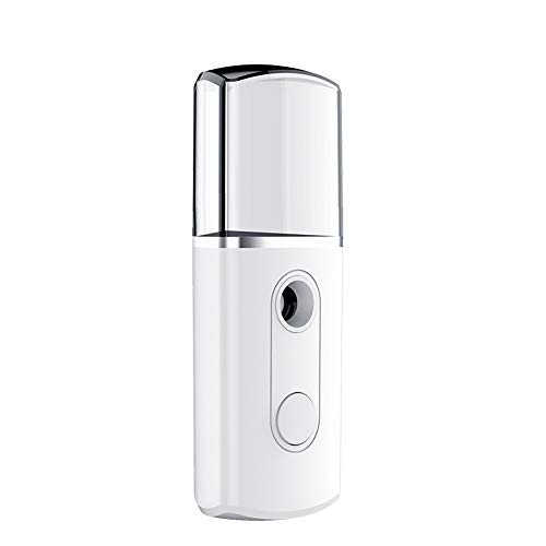 Nano Facial Mister Portable Mini Face Mist Handy Hydratant Hydratant Pulvérisateur USB Automatique Cils Extensions Cool Facial Steamer