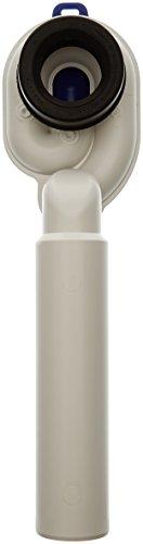 Geberit Urinal Geruchsverschluss Abgang senkrecht d50 weiß-alpin, 152.951.11.1