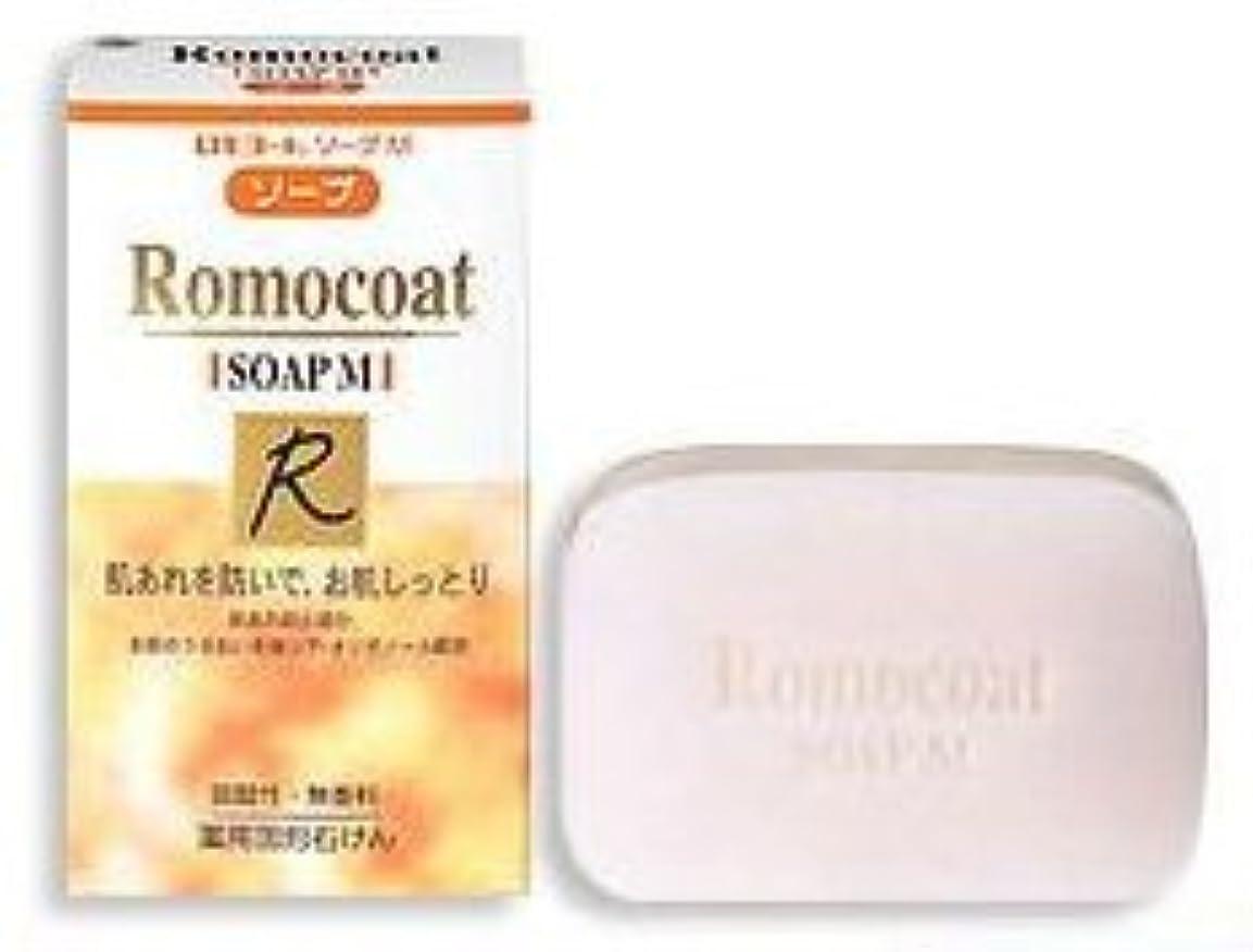 シットコム発表咳ロモコートソープM (60g) x2個組