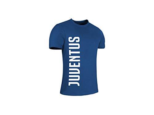 F.C. Juventus T-Shirt Maglietta Ufficiale (150 gr) - Bambino/Ragazzo - Varie Taglie Disponibili (8 Anni)