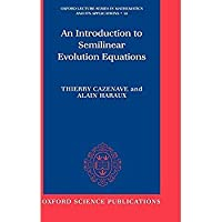An Introduction to Semilinear Evolution Equations (Oxford Lecture Series in Mathematics and Its Applications)【洋書】 [並行輸入品]