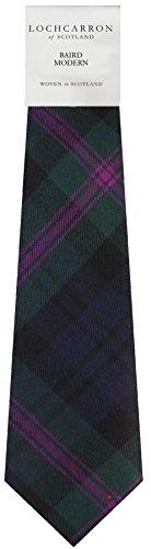 I Luv Ltd Gents Neck Tie Baird Modern Tartan Lightweight Scottish Clan Tie