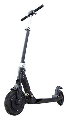 E-Twow 550014- Patinete eléctrico, Color Negro