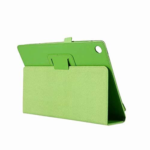 PU-Lederhülle für Lenovo Tab 4 10 Plus TB-X704F TB-X704N TB-X704L X704 10.1 TAB4 10 TB-X304F TB-X304N x304L Tablet-Hülle-Grün
