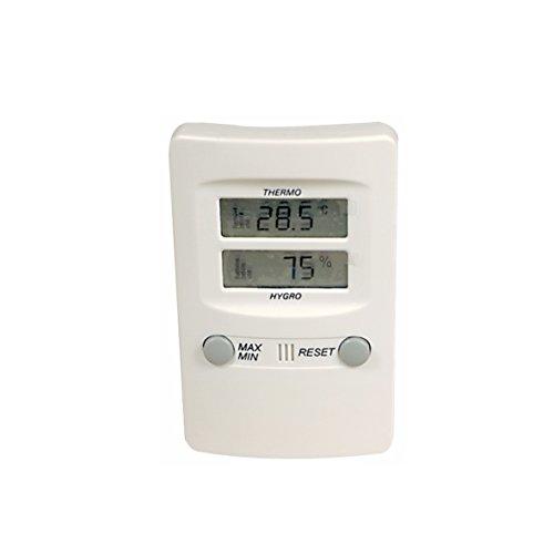 Thermometer / Hygrometer Klima digital -10° C bis +60° C TFA Dostmann 30.5000.02