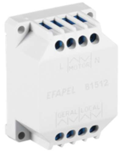 Efapel 81512 - Rele interruptor persiana