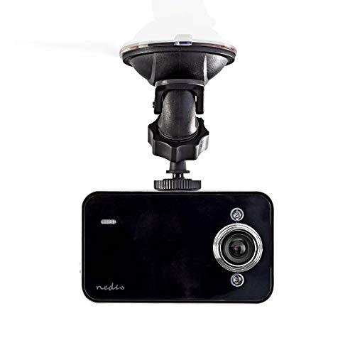 Nedis DCAM05BK Dashcam | HD 720p | 2.4' | 60° Blickwinkel